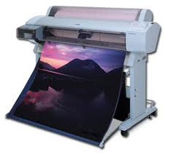 Large Format Gilcée Printing
